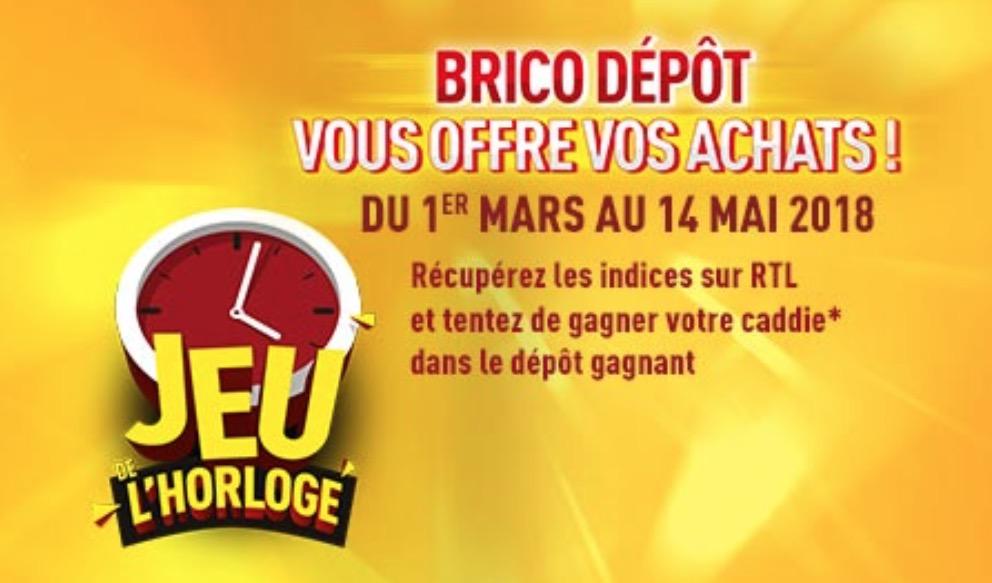 Brico Dépôt fête ses 25 ans sur RTL !