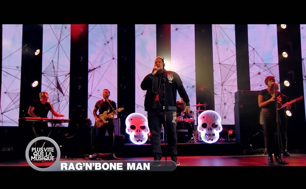 Plus Vite Que La Musique Rag'n'Bone Man