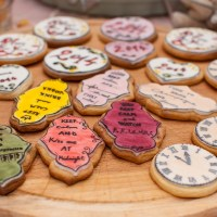 Keep Calm And Have a Cookie! Sugar Cookies For New Years Eve