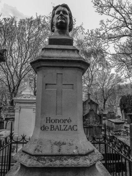 tombe Honoré de Balzac
