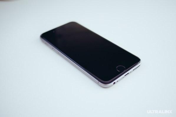 iphone body