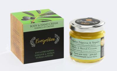 Olivenöl-Handcreme Essenz Kretas