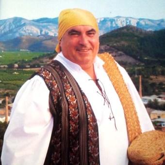 Jose Luis Vila Sanz - Ambaixador Cristià 2014