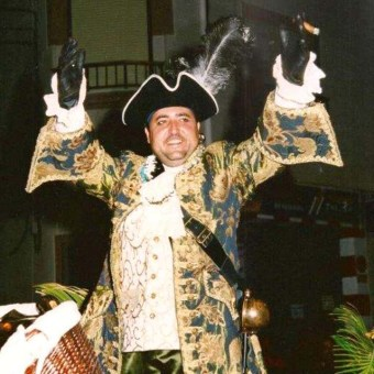 David Martinez Codina - Ambaixador Cristià 2004