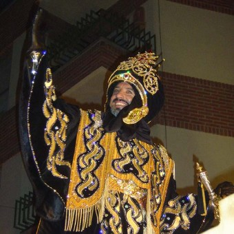 Paco Perea - Ambaixador Moro 2008