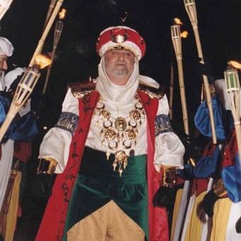 Vicent Mascarell Estruch - Capità Moro 2001