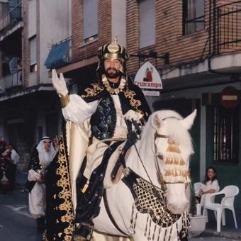 José Luis Llorca Chorro - Ambaixador Moro 1996