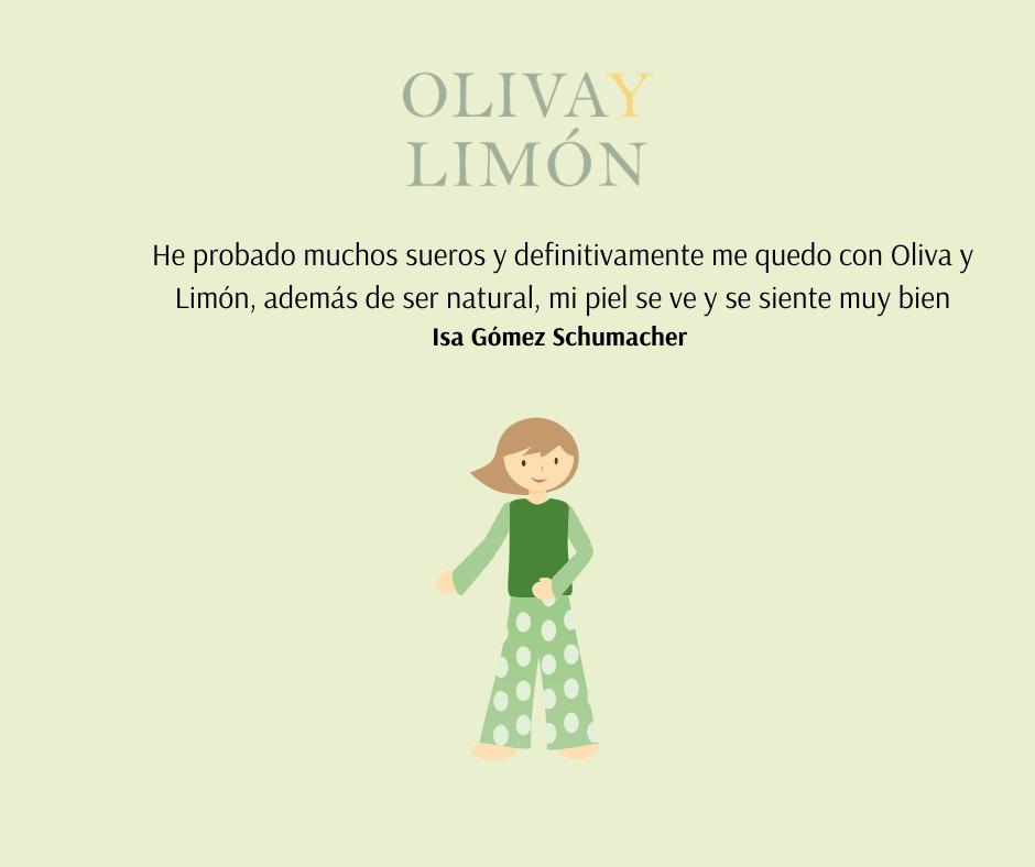 testimonios oliva y limon