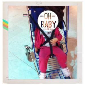 Comment gérer un voyage de 33h avec un bébé ?