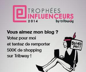 Les trophées Influenceurs Tribway