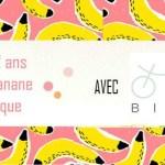 les 2 ans d'Olive Banane et Pastèque avec Bicy