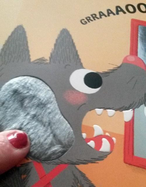 Bébé loup [coup de coeur lecture]