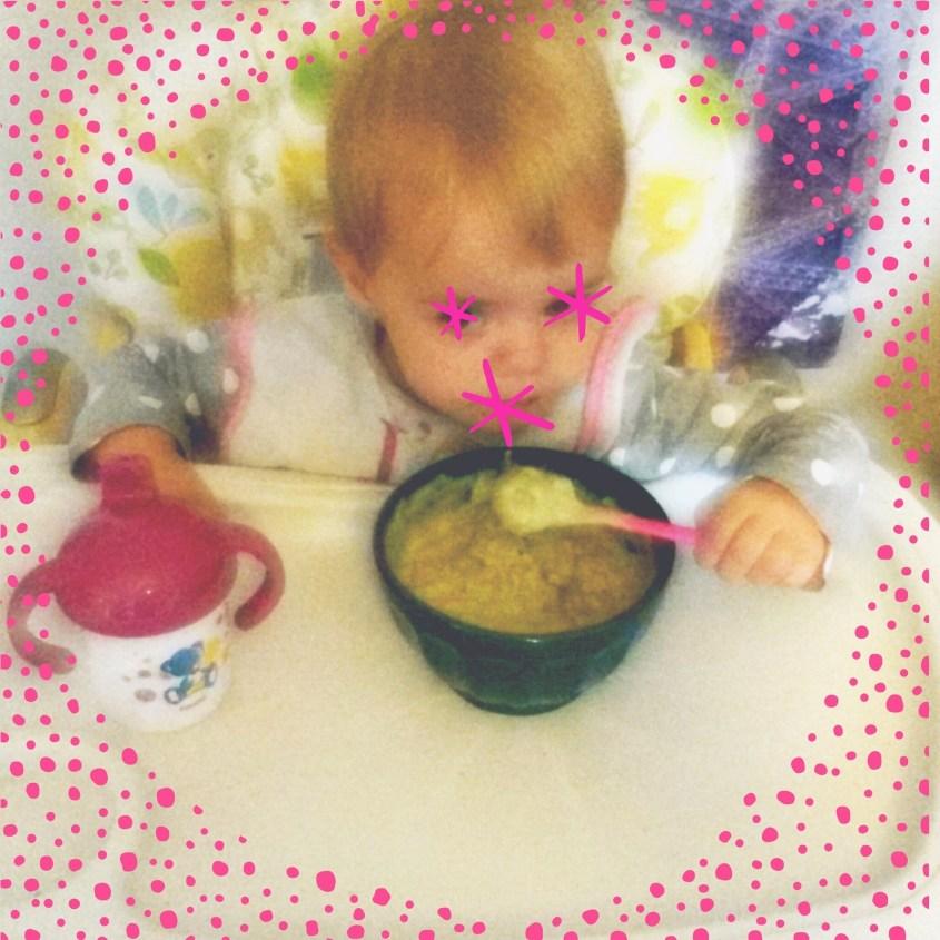 Recette #7 Petites pâtes à la sauce primavera