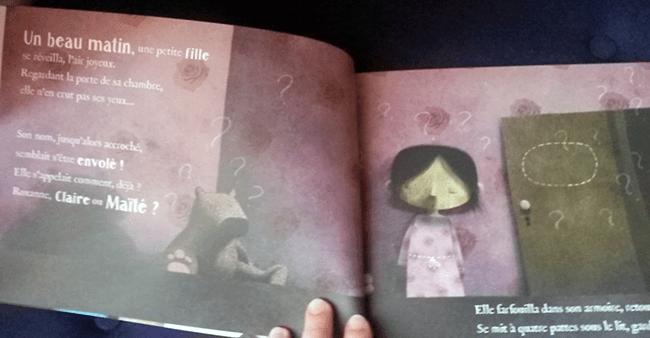 J'ai testé : le livre personnalisé Oh j'ai perdu mon nom !