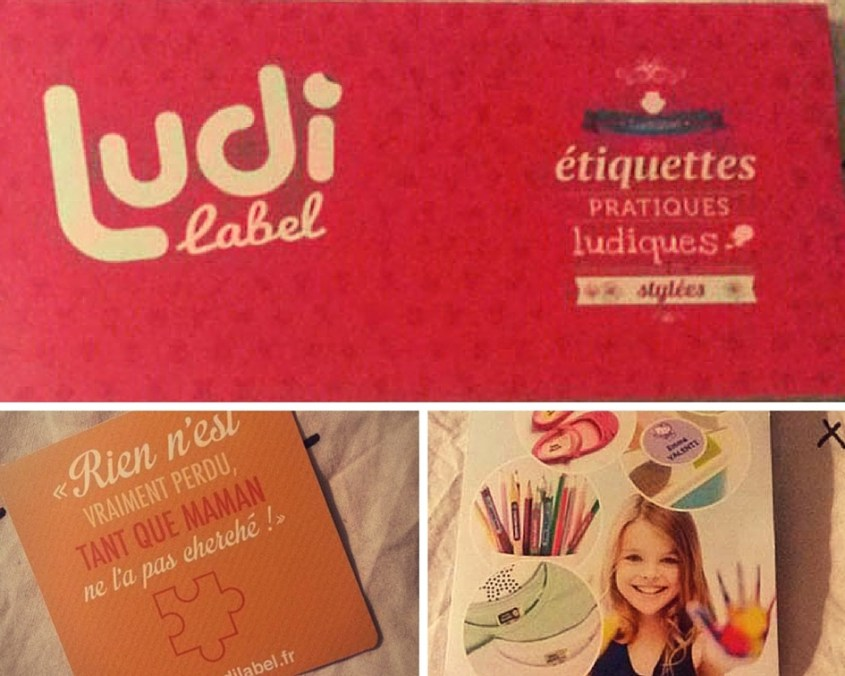 Prêts pour la rentrée avec Ludilabel #etiquettes (Concours terminé)