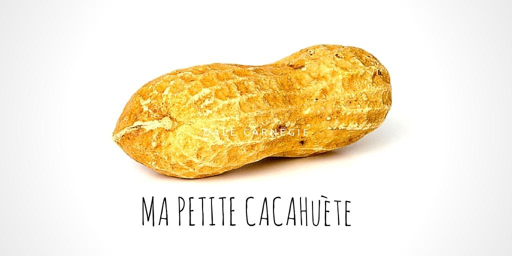 Ma petite cacahuète