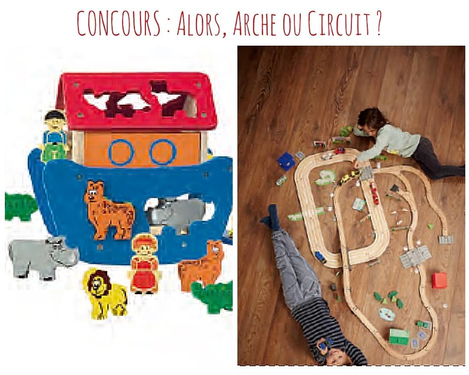 lidl jouets en bois circuit train Maman de Ouistiti