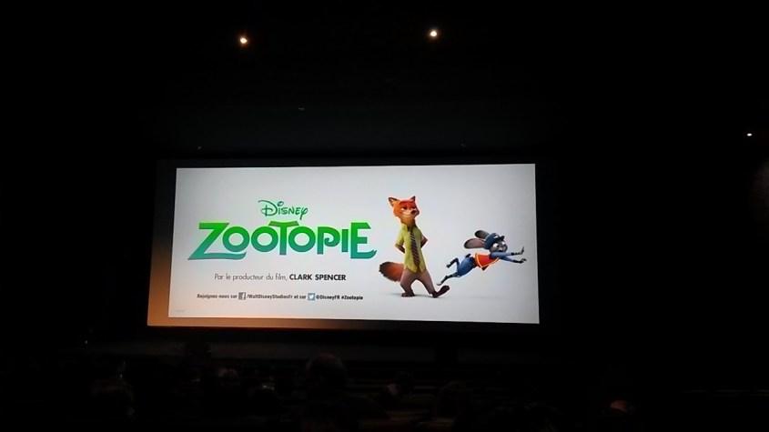 Zootopie : vivement février ! (Cinéma)