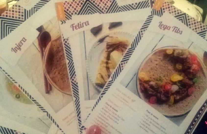 Et j'ai cuisiné Ethiopien #kitchentrotter #ideecadeauNoel