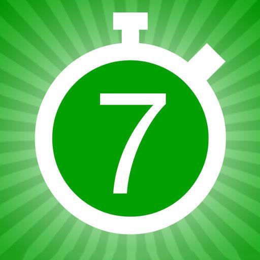 7 minutes de sport pas plus #appli