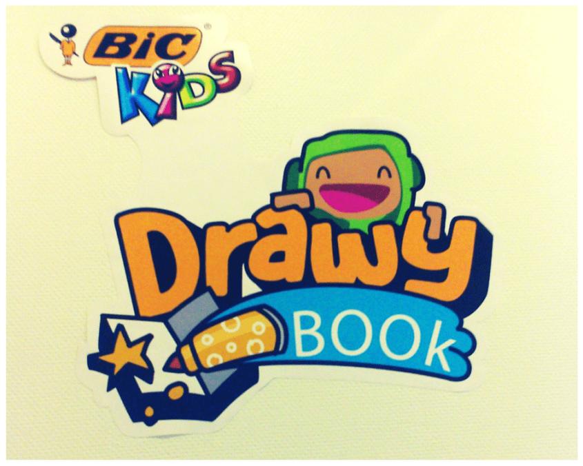 L'appli Drawybook de Bic