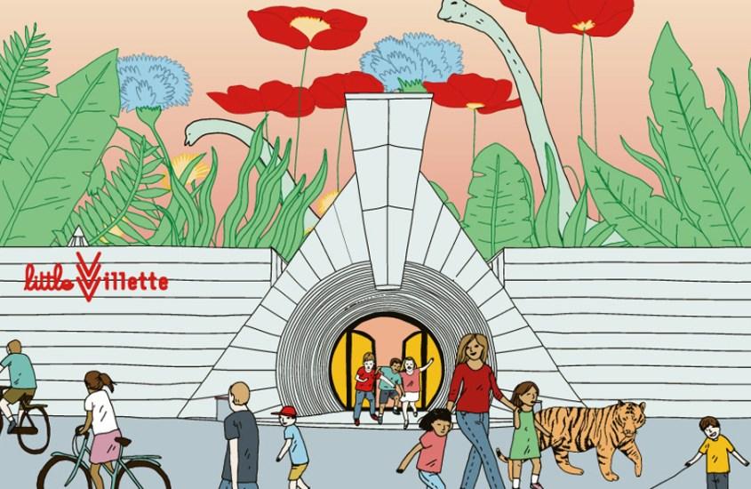 A la découverte de Little Villette #Paris