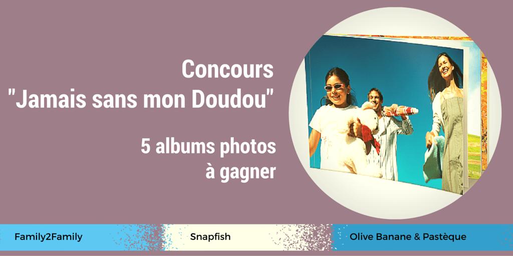 album photo snapfish concours family2family