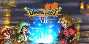 Dragon quest 7 nintendo 3ds