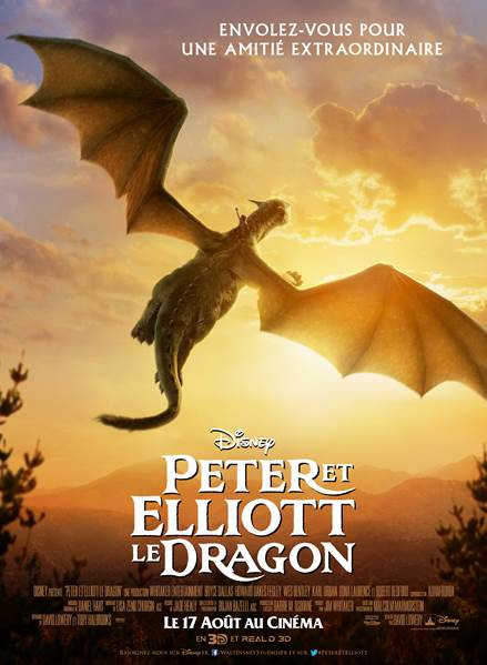 Affiche du Film Peter et Elliot le Dragon