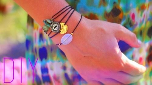 3 bracelets pour l'été à faire soi-même