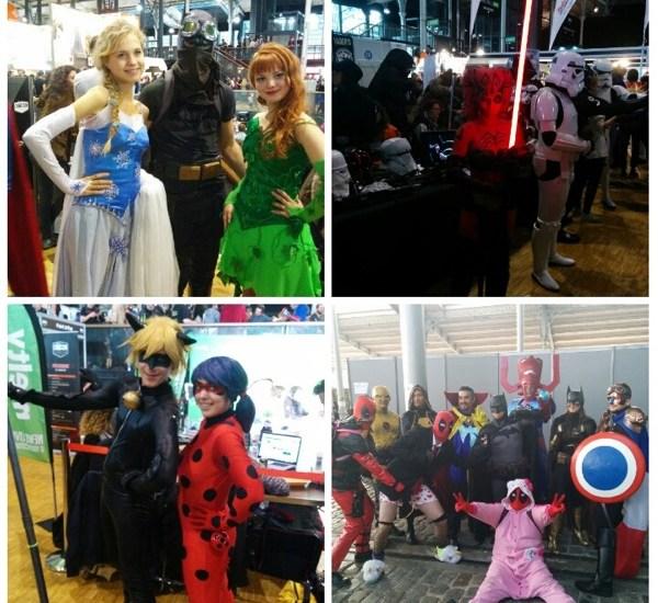 Comic Con Paris édition 2016 (concours fini) #Comicconparis