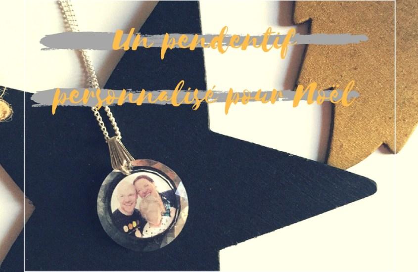 Noël : offrir un pendentif en cristal Swarovki® personnalisé