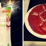 Instant gourmand : recette de gateau au chocolat et coco