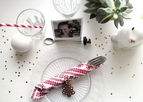 5 idées de Déco pour ta table de Noël !