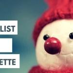 La sélection de cadeaux de Noël pour une petite fille