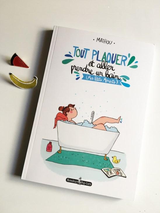 Tout plaquer… et aller prendre un bain #Livre