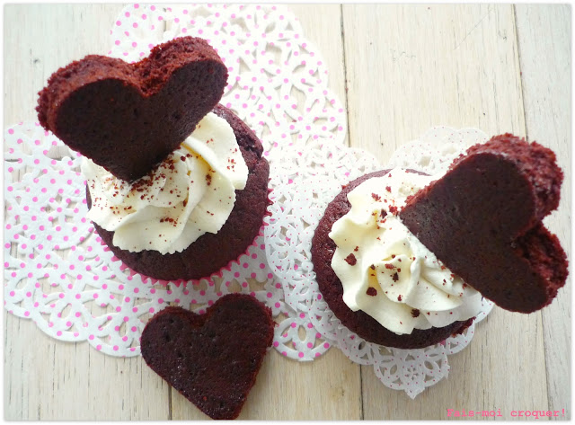 5 desserts MIAM pour la St valentin