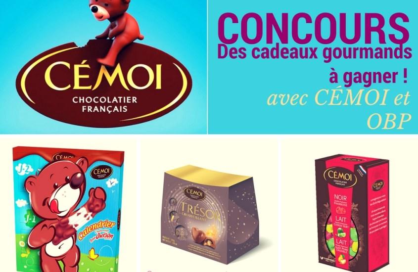 Plaisirs gourmands au chocolat #Cémoi (concours terminé)
