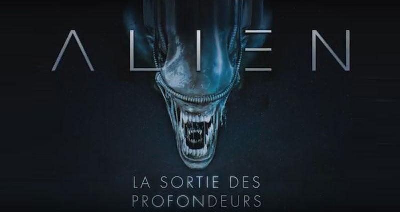 La sortie des profondeurs : Alien #livreaudio #audible