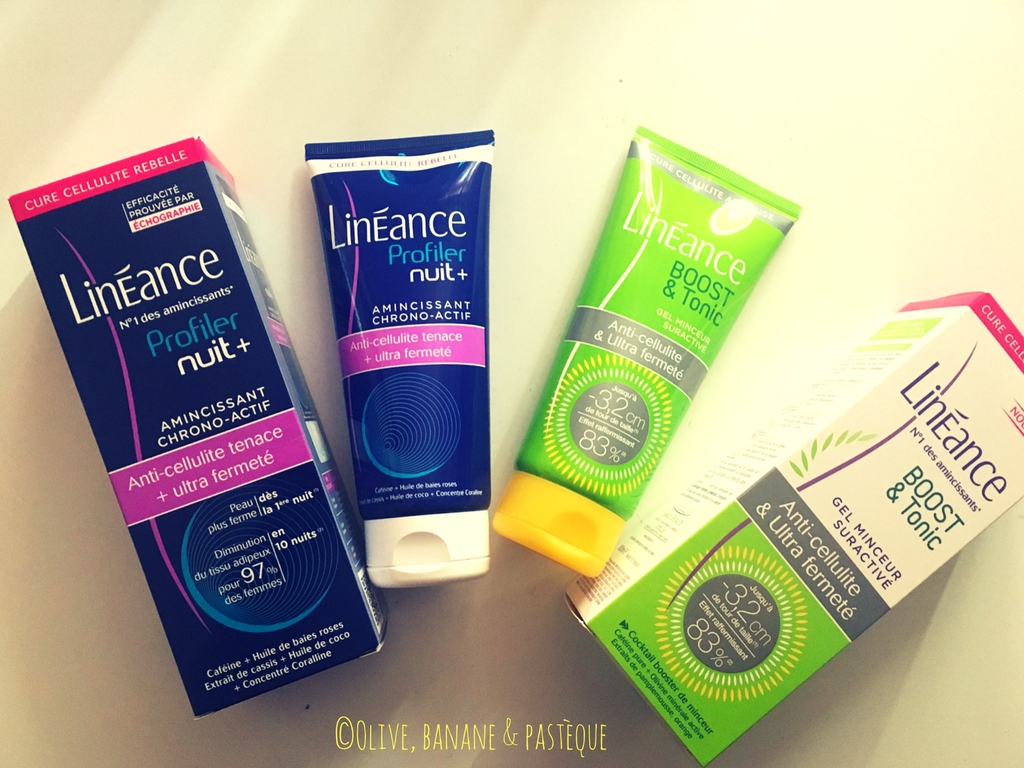 Lineance soins minceur Concours