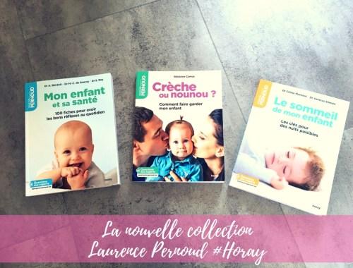 La nouvelle collection de livrs Laurence Pernoud chez Horay