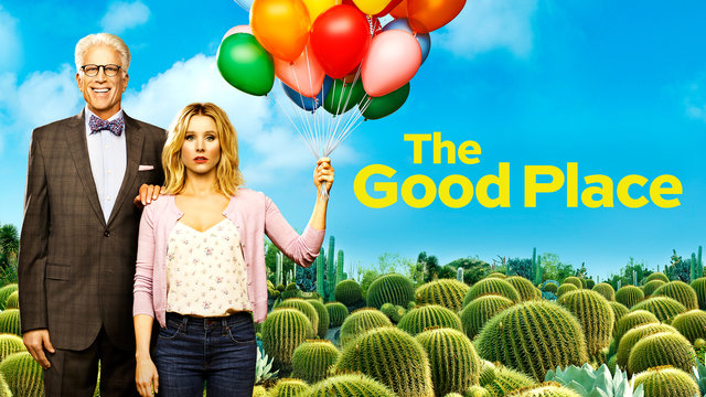 The Good place : la série déjantée made in Heaven #Netflix