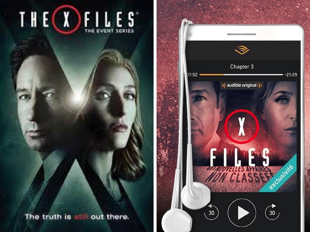 X Files En Livre Audio Audible Olive Banane Et Pasteque