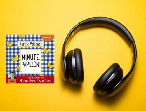 Minute Papillon Audible