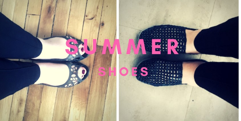 Chaussures d'été #check