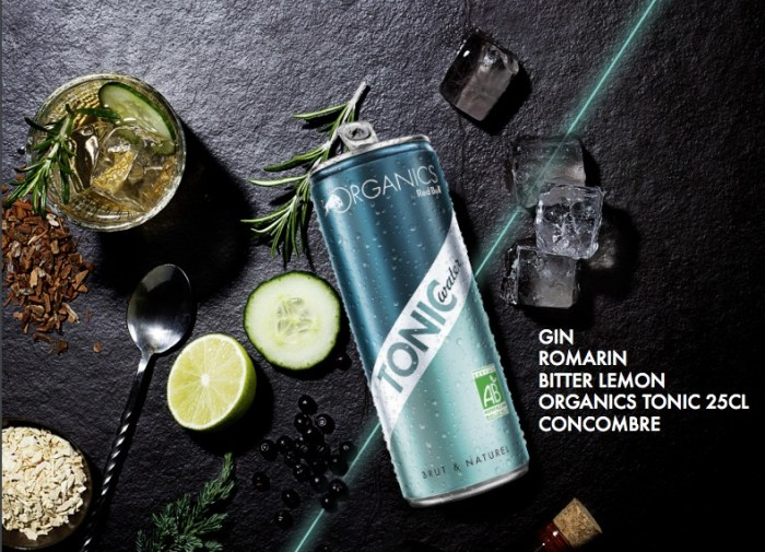 Tonic Water Organics