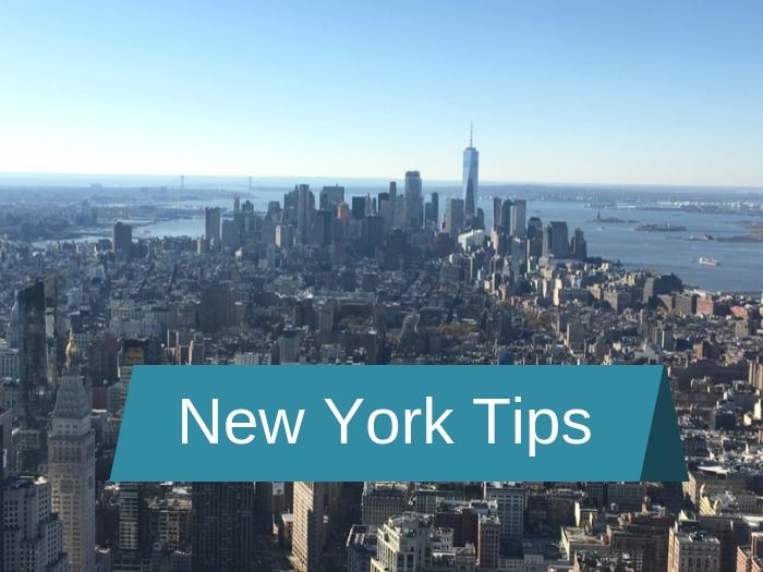 Astuces pour se faciliter la vie à New York