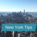 To do list et astuces pour NYC