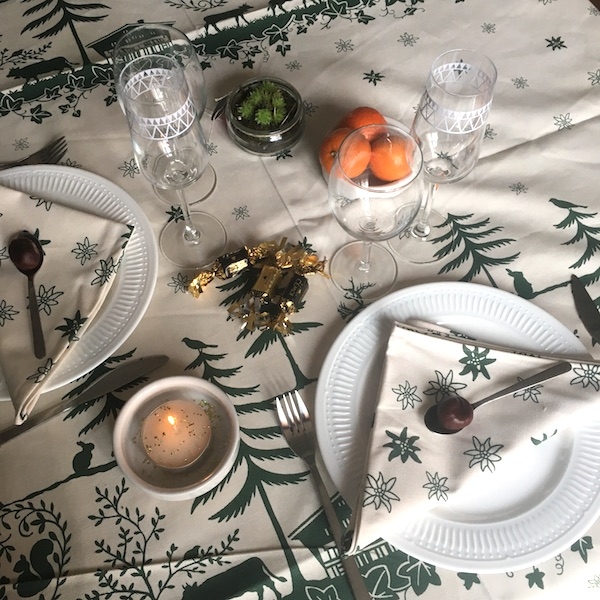 Nappe georges G edelweiss