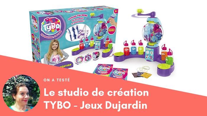 Styliste d'un jour avec Tybo, le studio de création